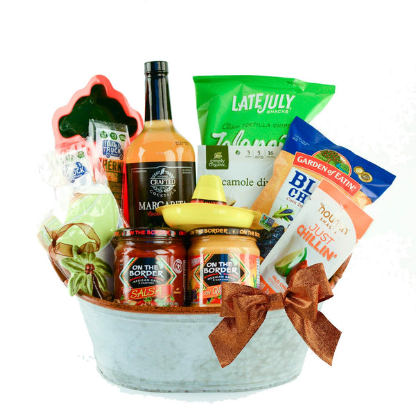 Margarita Gift Basket - TCS Sentiments Express