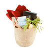 Mini Burlap Bucket - TCS Sentiments Express