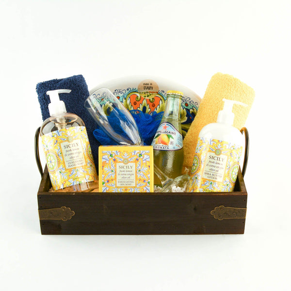 Sicily Spa - TCS Sentiments Express
