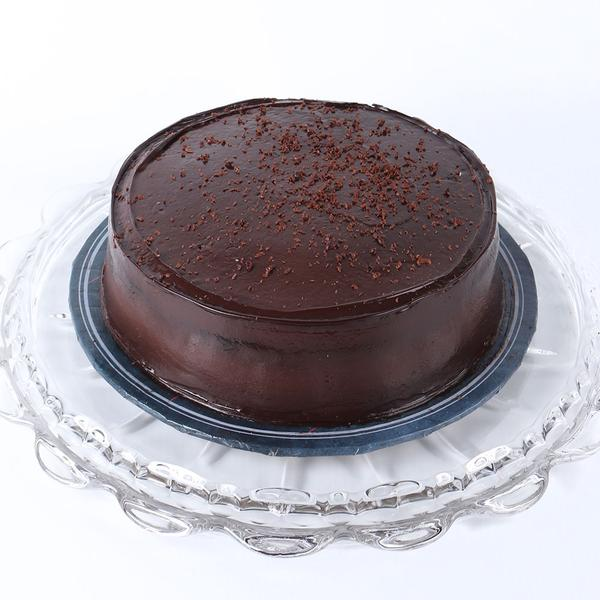 Chocolate Decadence Cake 2LBS By Delfrio - TCS Sentiments Express