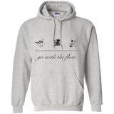 Go with the flow - Pullover Hoodie