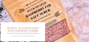Raspberry Body Scrub