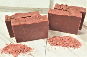 Natural Prickly Pear Cactus Soap Bar