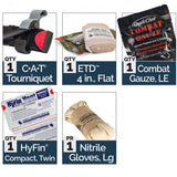 NAR M-FAK Mini First Aid Kit for Law Enforcement