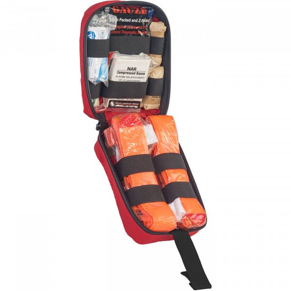 NAR GO2FAS Gunshot Wound First Aid Kit