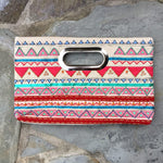 """Rangeen"" playful clutch - India"