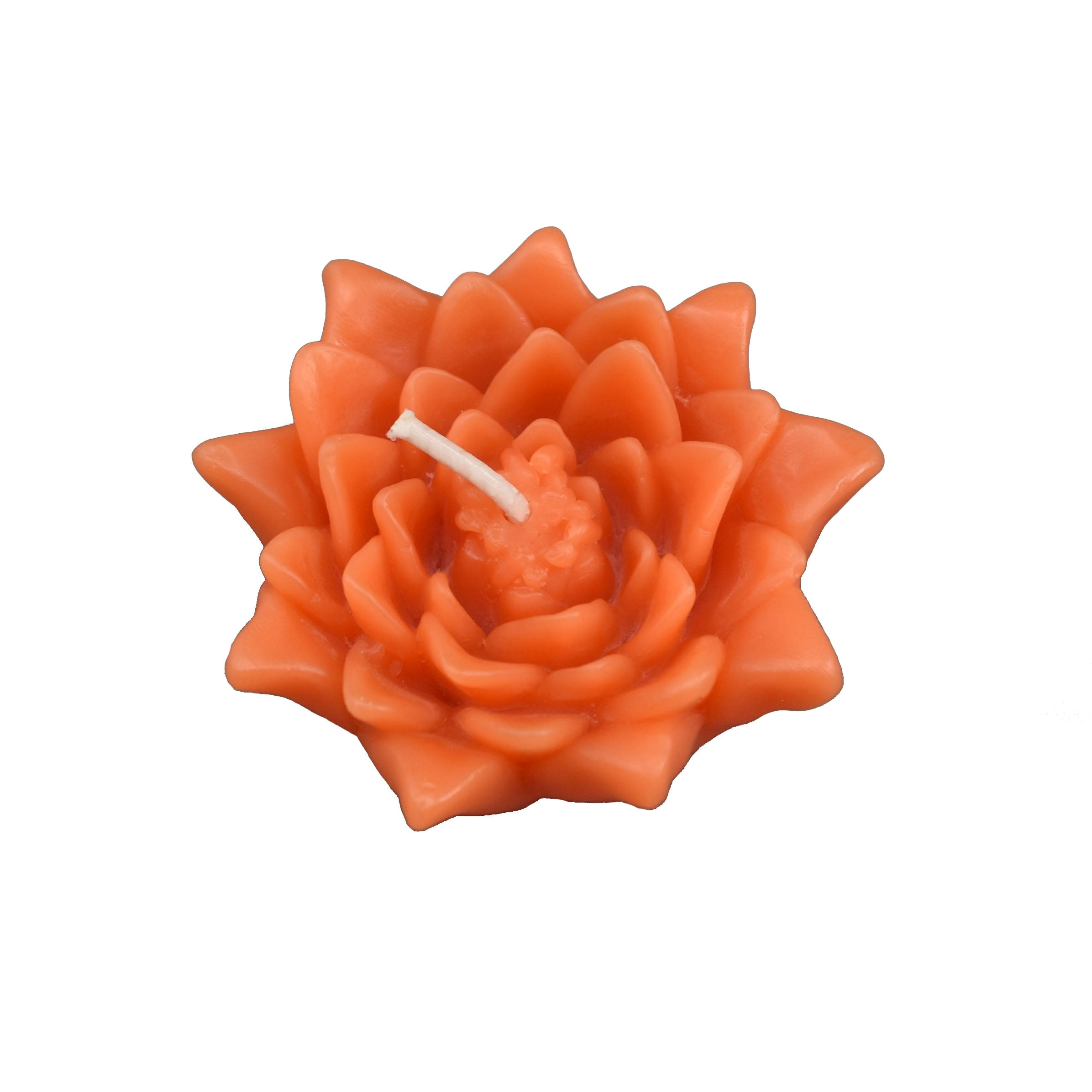 Beeswax Floating Lotus Candles