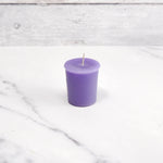 2 Inch Spring Crocus Votive Beeswax Candles
