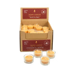 Natural Tealight Refill Kit