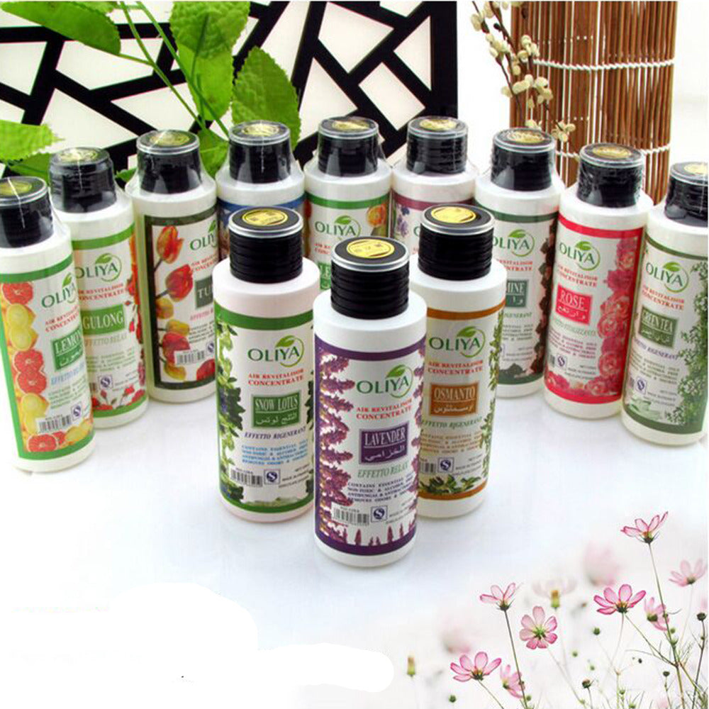 120ml/bottle Aromatic Plant Pure Essential Oil