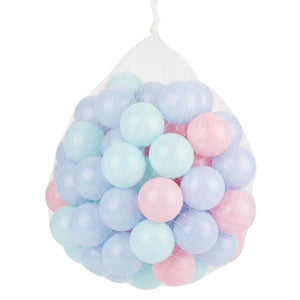 Colorful Ocean Wave Ball Soft Plastic Sea Balls
