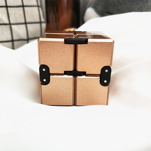 2 High Quality Fidget Stress Cube