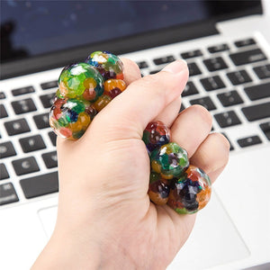 Funny Anti-Stress squishy Mesh Ball