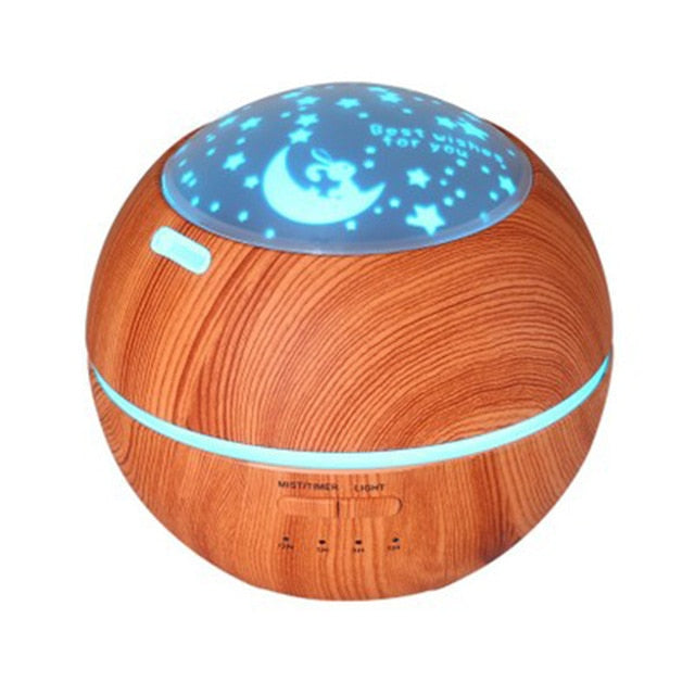 Ultrasonic Aroma Therapy  Humidifier