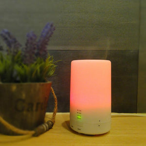 USB Night Light Essential Aromatherapy Humidifier