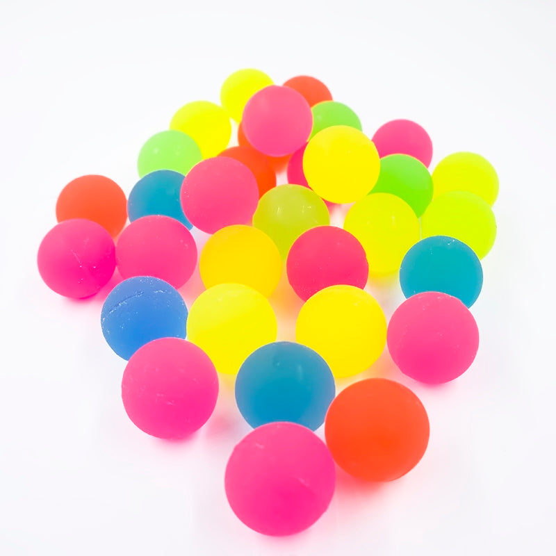 Anti Stress Magic Bouncy Jumping Rubber Ball