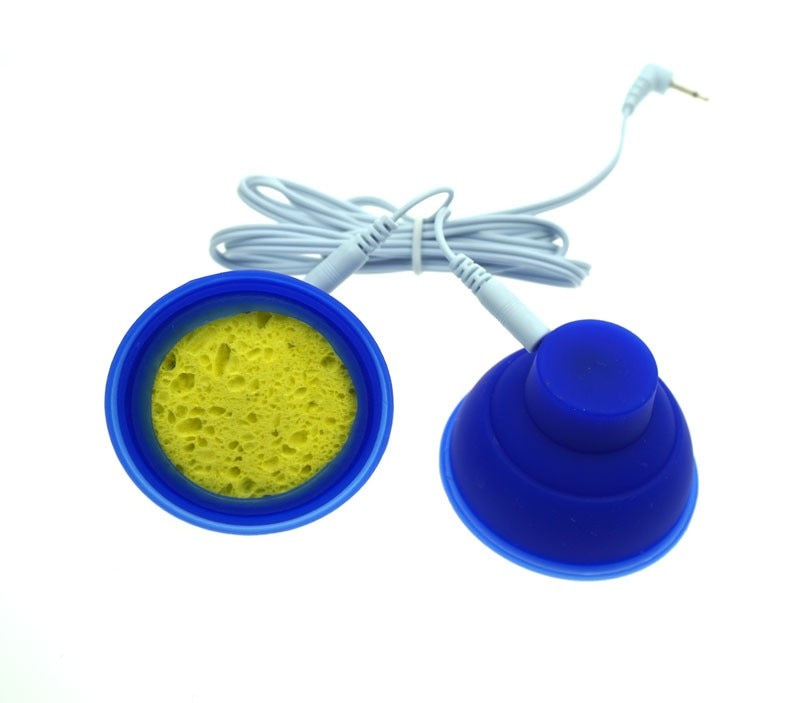 Electrode Breast Enhancer With Cable