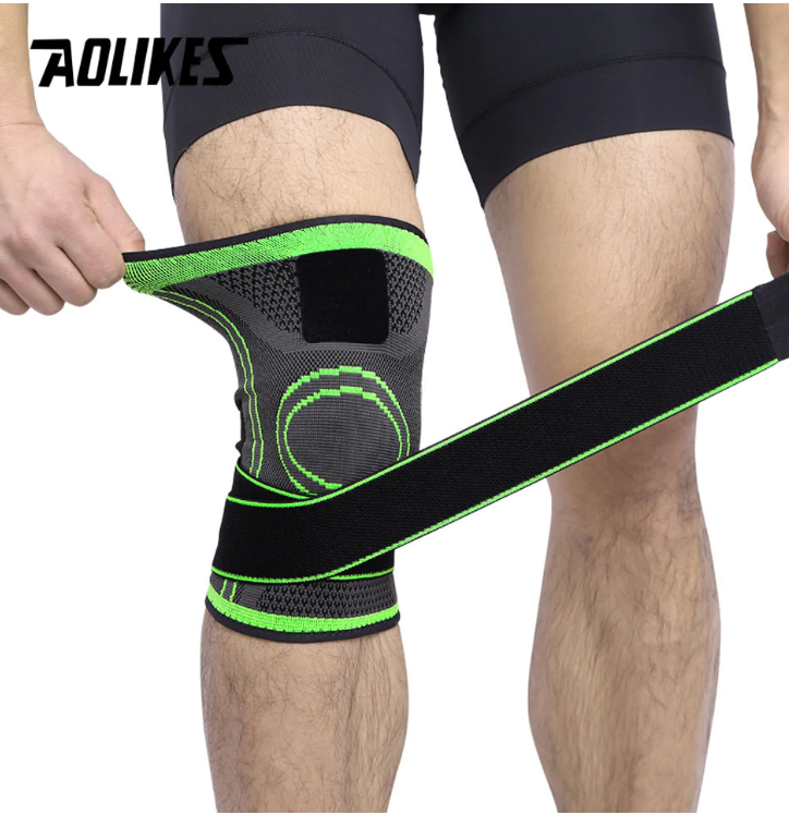 Knee Support Professional Protective Sports Knee Pad Breathable Bandage