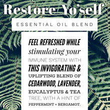 Load image into Gallery viewer, Uplifting Essential Oil Blend | Immune Boost Blend