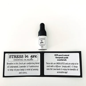 STRESS BE GONE   Essential Oil Blend (undiluted)