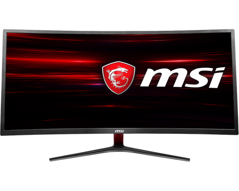 "MSI Optix MAG341CQ 34"" UWQHD Curved Gaming Display"