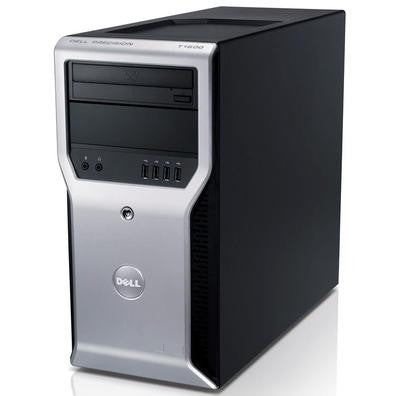 Dell Precision T1600 Intel Xeon E3-1270 Quad 8Gb 1Tb nVidia 600