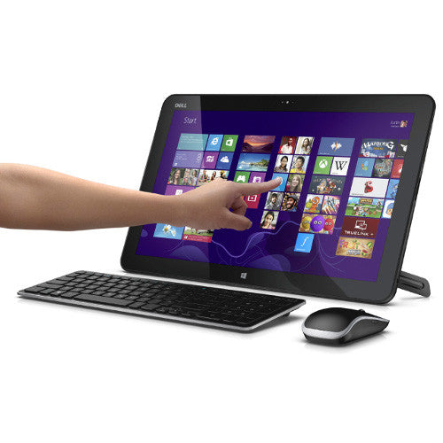 Dell XPS 18 Touch AIO WiFi + BT Win 8 Pro Desktop/Tablet 18.4""