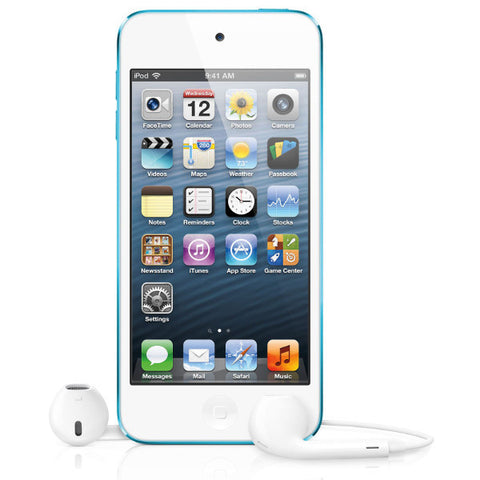 Apple iPod Touch 5 MD717BT/A 32Gb wifi BT blue Grade B
