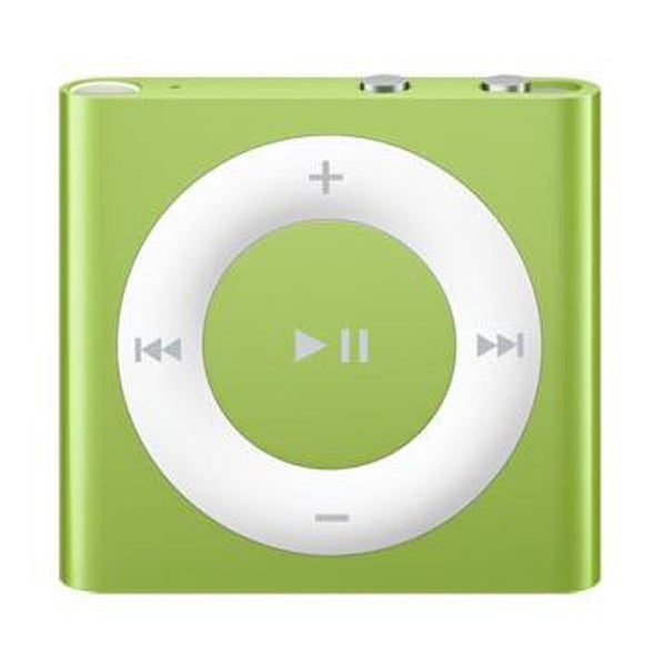 Apple iPod Shuffle MC750BT/A 2Gb 4th Gen green grade B