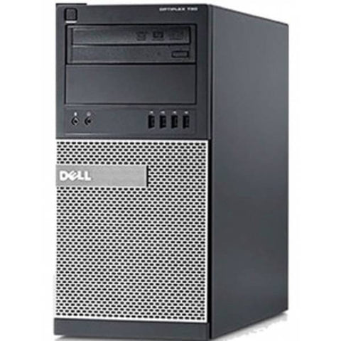 Dell Optiplex 790 DT PC Intel i3-2120 3.3GHz dual 2Gb 500Gb hd Windows 7 Pro