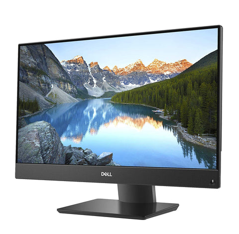 "Refurbished Dell Inspiron 24 AIO 5477 i3-8100T 23.8"" FHD W10"
