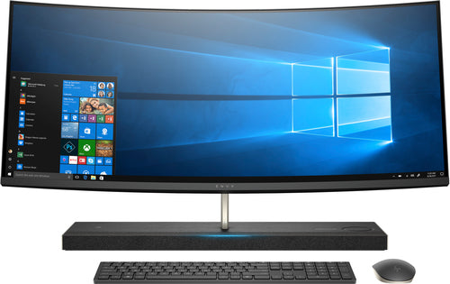 Refurbished HP ENVY Curved All-In-One 34-b100na 4MK60EA