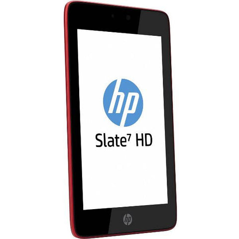 HP Slate 7 3410ea 16Gb WiFi BT + 3G red F5K12EA#ABU Grade B