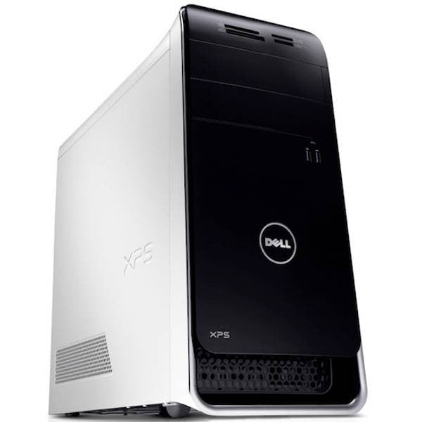 Dell XPS 8500 PC i7-3770 12Gb 2Tb 32Gb SSD AMD Radeon HD7770 Win 7 Pro