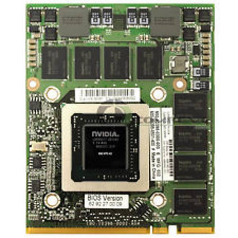 HP nVidia Quadro FX3600 MXM 512Mb GDDR3 Graphics card 492189-001