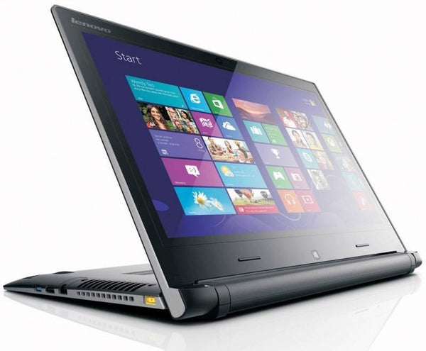 "Lenovo Flex 2 14D convertible laptop AMD E1-6010 500Gb SSHD 14"" touch Windows 8.1"