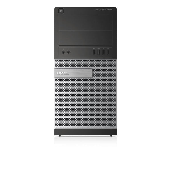 Dell Optiplex 9020 MT Intel i7-4790 quad 8Gb 500Gb hybrid Windows 8.1 Pro 3yr
