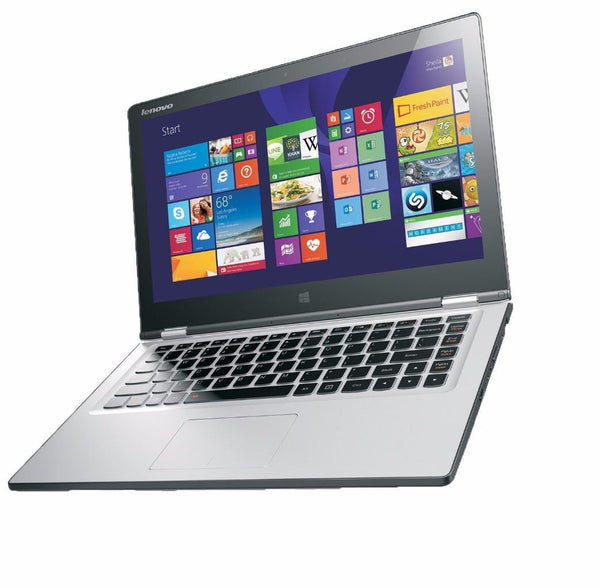 "Lenovo Yoga 2 13 i5-4210U 8Gb 500Gb SSHD 13.3"" 1080P touch Grey W8.1 59439704"