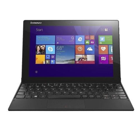 "Lenovo Mixx 3 10 10.1"" Laptop Z3735 2Gb 32Gb Touch Windows 8.1 80HV002SUK"
