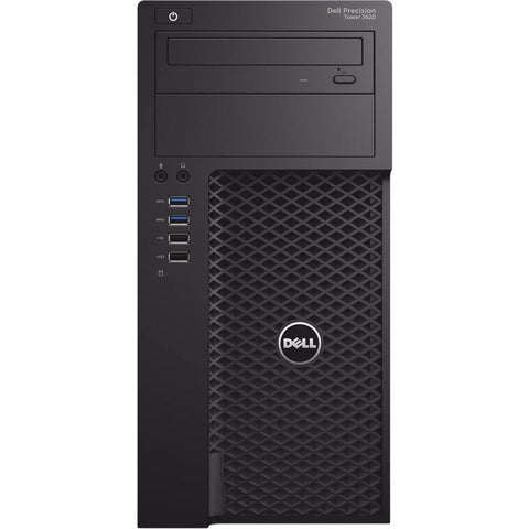 Dell Precision T3620 MT i5-7500 16Gb 256Gb SSD Quadro P2000 5Gb W10P