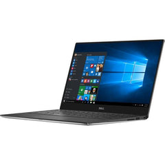 "Dell XPS 13 9360 i7-8550U quad 256Gb SSD 13.3"" QHD+ Touch Silver W10"