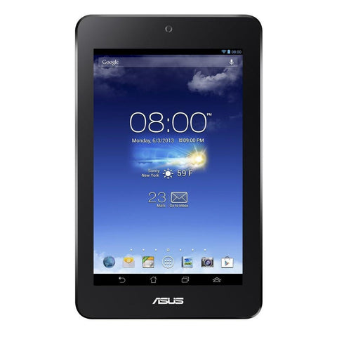 "Asus ME173X-1B018A MediaTek MT8125 Quad 1Gb 16Gb 7"" SGX544 Android 4.3"