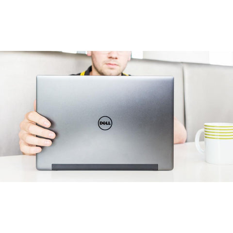"Dell Latitude 7370 m5-6Y57 8Gb 256Gb SSD 13.3"" FHD Intel HD W10P"