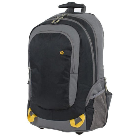 HP 15.6 ROLLER BACKPACKJ6X32AA#ABU
