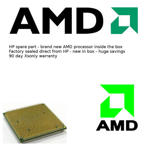 HP AMD A10-4600M Quad Core processor 3.20GHz 683046-001