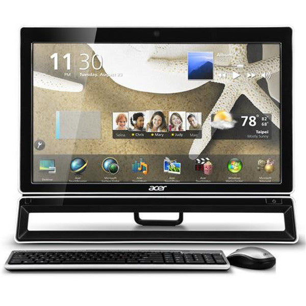 "Acer Z3770 AIO Intel dual core 21.5"" screen DQ.SMMEK.001"