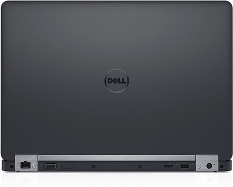"Dell Latitude E5470 i5-6300HQ 8Gb 256Gb SSD 14"" HD W10P"