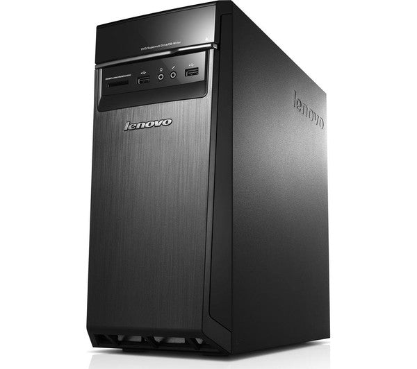 Lenovo H50-50 PC i5-4460 8Gb 2Tb hd GeForce GT 705 1Gb WiFi Windows 8.1 90B6007BUK