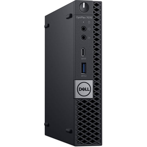 New Dell Optiplex 7070 MFF i5-8500T 8Gb 256Gb SSD W10P