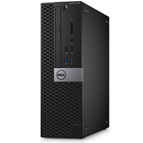 Dell Optiplex 3040 SFF PC Intel Pentium G4400 4Gb 500Gb Windows 10 Pro